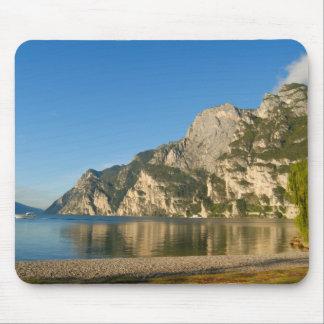 Italy, Riva del Garda, Lake Garda, Mount Mouse Mat