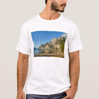 Italy, Riva del Garda, Lake Garda, Mount T-Shirt