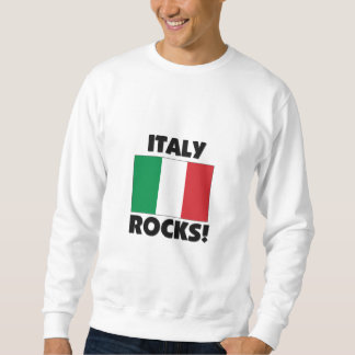 Italy Rocks Sweatshirt