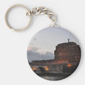 Italy Rome Castello S. Angelo Photo Key Ring
