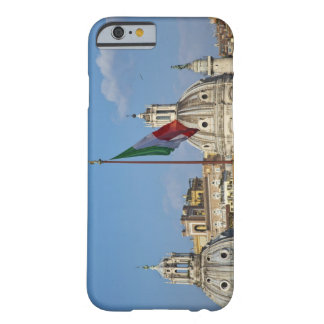 Italy, Rome. Italian flag Barely There iPhone 6 Case