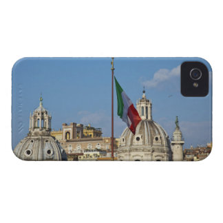 Italy, Rome. Italian flag iPhone 4 Cases