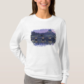 Italy, Rome St. Peter's and Ponte Sant Angelo, T-Shirt