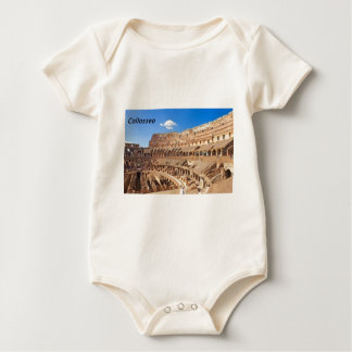 Italy-rome-the-ancient-collosseo -Angie.JPG Baby Bodysuit
