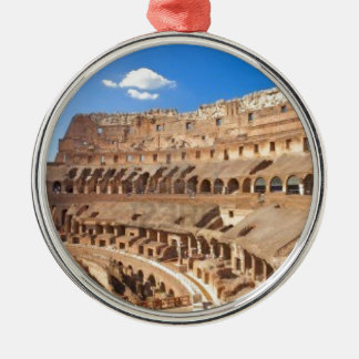 Italy-rome-the-ancient-collosseo -Angie.JPG Silver-Colored Round Decoration