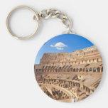 Italy-rome-the-ancient-collosseo [KAN.K].JPG Key Chain