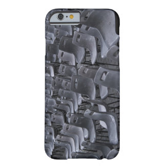 Italy, Rome, Vatican City, Outdoor chairs on Barely There iPhone 6 Case