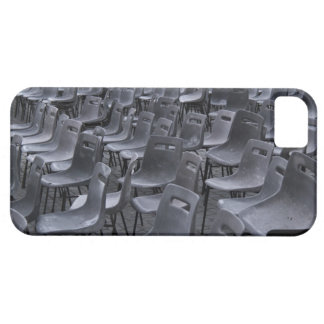 Italy, Rome, Vatican City, Outdoor chairs on iPhone 5 Cover