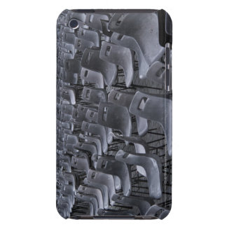 Italy, Rome, Vatican City, Outdoor chairs on iPod Touch Cover