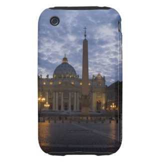 Italy, Rome, Vatican City, St. Peter's Basilica iPhone 3 Tough Cases