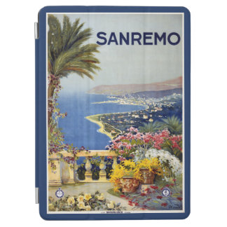 Italy Sanremo vintage travel device covers iPad Air Cover