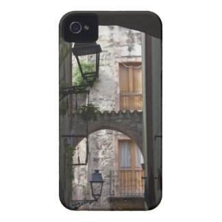 Italy, Sardinia, Bosa. Street detail. Case-Mate iPhone 4 Case
