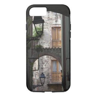 Italy, Sardinia, Bosa. Street detail. iPhone 8/7 Case