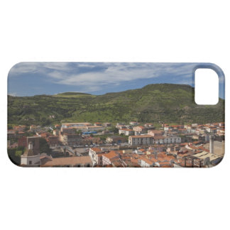 Italy, Sardinia, Bosa. Town view from Castello 2 iPhone 5 Covers