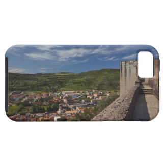 Italy, Sardinia, Bosa. Town view from Castello Tough iPhone 5 Case