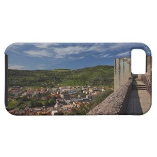 Italy, Sardinia, Bosa. Town view from Castello Tough iPhone 5 Case