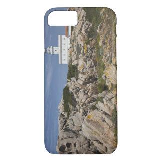Italy, Sardinia, Santa Teresa Gallura. Capo iPhone 8/7 Case