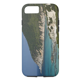 Italy, Sardinia, Solanas. Beach. iPhone 8/7 Case
