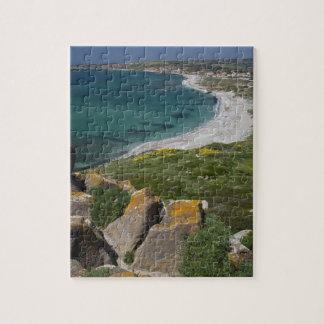 Italy, Sardinia, Tharros. View from the Spanish Jigsaw Puzzle