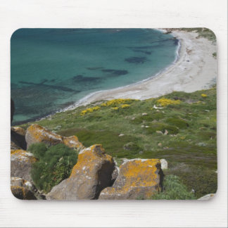 Italy, Sardinia, Tharros. View from the Spanish Mouse Mat
