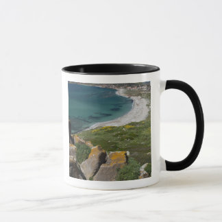 Italy, Sardinia, Tharros. View from the Spanish Mug