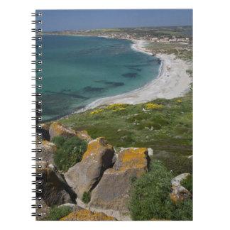 Italy, Sardinia, Tharros. View from the Spanish Notebook