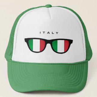 Italy Shades custom hat