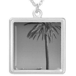 Italy, Sicily, Agrigento, La Valle dei Templi, 3 Silver Plated Necklace