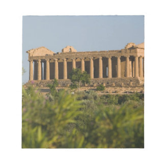 Italy, Sicily, Agrigento, La Valle dei Templi, 4 Notepad