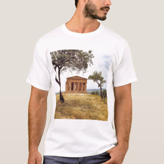 Italy, Sicily, Agrigento. The ruins of the 2 T-Shirt