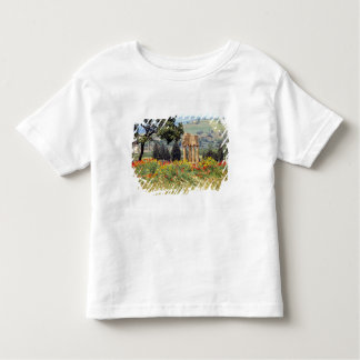 Italy, Sicily, Agrigento. The ruins of the Toddler T-Shirt