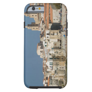Italy, Sicily, Cefalu, Town View with Duomo from iPhone 6 Case