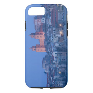 Italy, Sicily, Cefalu, View with Duomo from iPhone 8/7 Case