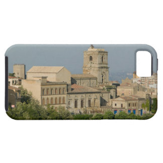 Italy, Sicily, Enna, Town View from Rocca di 2 Tough iPhone 5 Case