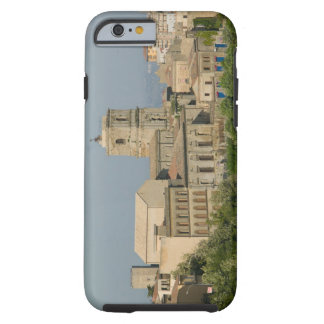 Italy, Sicily, Enna, Town View from Rocca di 2 Tough iPhone 6 Case