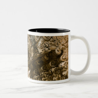 ITALY, Sicily, NOTO: Finest Baroque Town in Two-Tone Coffee Mug