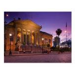 Italy, Sicily, Palermo, Teatro Massimo Opera Post Card