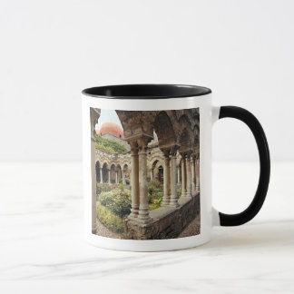 Italy, Sicily, Palermo. The cloisters survive as Mug