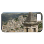 ITALY, Sicily, RAGUSA IBLA: Town View and Santa iPhone 5 Cases