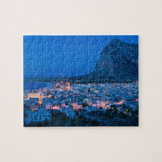 Italy, Sicily, SAN VITO LO CAPO, Resort Town Puzzles