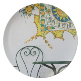ITALY, Sicily, TAORMINA: Bam, Bar Cafe Detail Plate