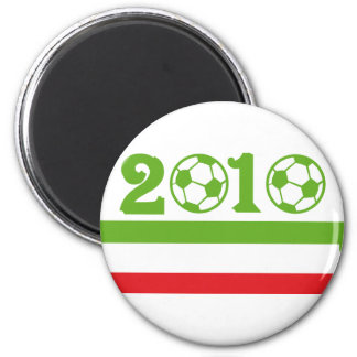 Italy soccer 2010 magnets