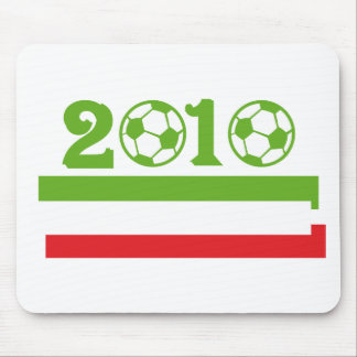 Italy soccer 2010 mousepads