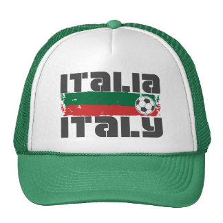 Italy Soccer Hat