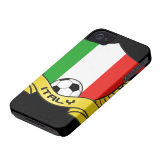 Italy Soccer iPhone 4 ID Case-Mate