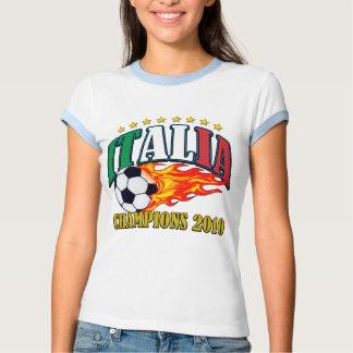 Italy Soccer T-shirts