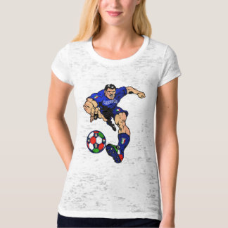 Italy Soccer t-shirts and Italian Calcio Gifts