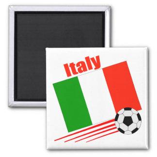 Italy Soccer Team Magnet