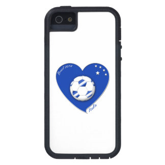 "Italy Soccer Team. Soccer of ""ITALY"" 2014 iPhone 5 Cases"