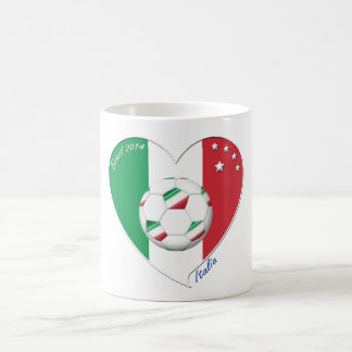 "Italy Soccer Team Soccer of ""ITALY"" 2014 Mugs"